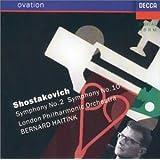 Shostakovich: Symphonies Nos 2 & 10