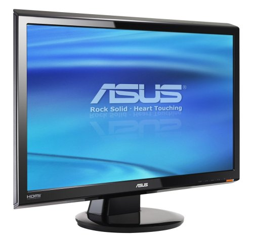 Asus 24-inch VH242H Wide Gaming LCD TFT Monitor (5ms, Full HD, HDMI, Black)