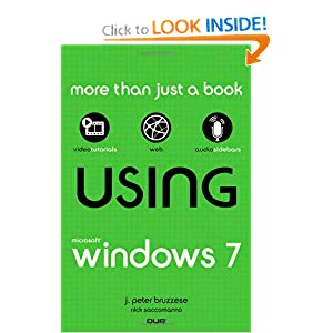 Que:  Using Microsoft Windows 7