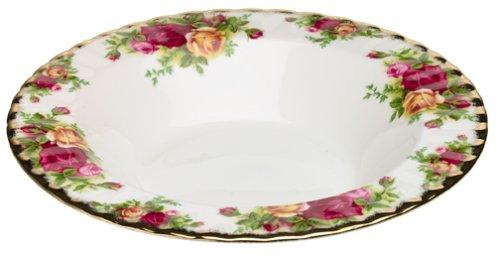Royal Albert Old Country Roses Rim Soup Bowl