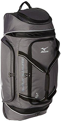 Mizuno Samurai Wheeled Catcher's  Bag (Adult Catcher Gear compare prices)