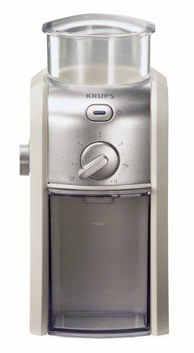 Krups GVX2-14 Burr Grinder, Metal and White (Krups Grinder Gvx2 compare prices)