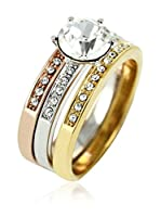 Art de France Anillo Adjustable (plata de ley 925 milésimas rodiada)