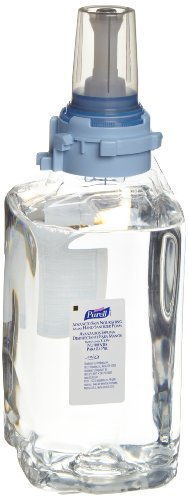 Purell 8806-03 Clear Advanced Skin Nourishing Instant Hand Sanitizer Foam, 1200Ml Refill (Case Of 3) front-162408