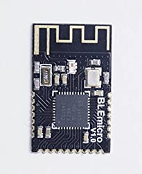 BLE Micro - Super Compact BLE Module/Applications HID Connection Wearable Equipment Bluetooth Development