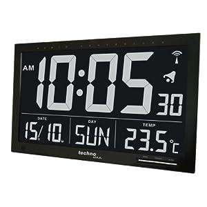 Technoline WS 8007  Orologio digitale radiocontrollato con jumbo LCD   recensioni