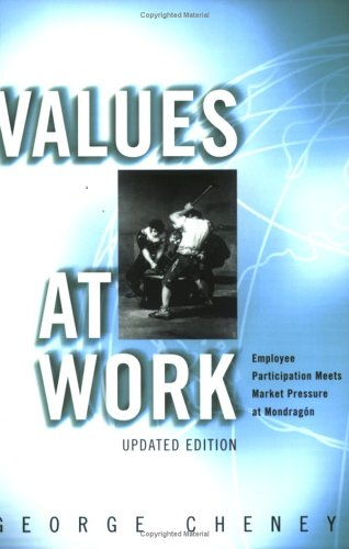 Values at Work: Employee Participation Meets Market...