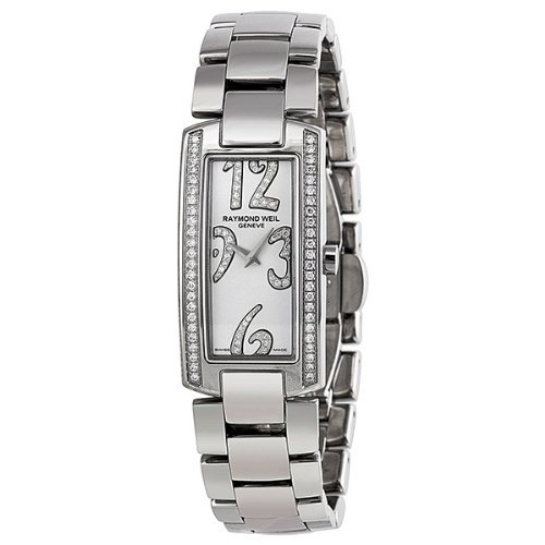 Raymond Weil Shine Diamond Stainless Steel Ladies Watch 1500-ST1-05383
