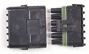 MSD Ignition 8170 Weathertight 6-Pin Connector from MSD