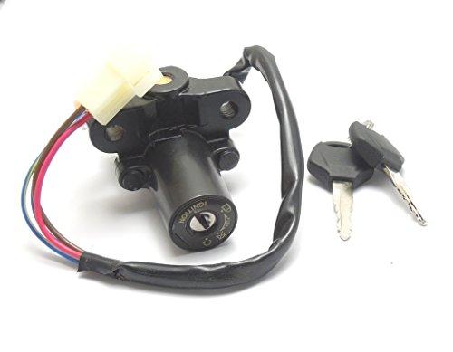 Ignition Switch Lock key kit for Yamaha YZF R6 06 07 08 09 10 11 12 13 14,R1 2002-2003 2007-2011 08 09 10 (2008 Yamaha R1 Ignition Switch compare prices)