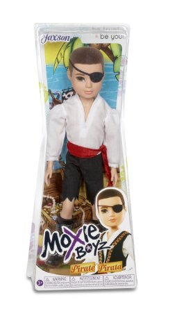 Moxie Girlz Moxie Boyz Fairytale Doll Jaxson - 1