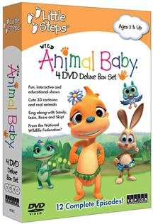 Wild Animal Babies (Deluxe Box Set)