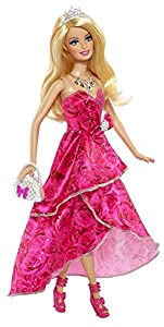 Barbie Fairytale Birthday Princess Doll from Barbie