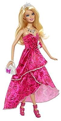 Barbie Fairytale Birthday Princess Doll from Barbie