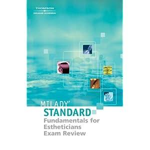 Milady's Standard Fundamentals for Estheticians 9E - Exam Review
