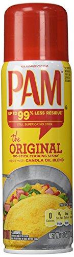 Pam Original Cooking Spray, 6 oz (Pam Spray Oil compare prices)
