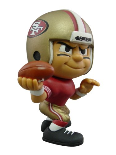 Lil' Teammates Series San Francisco 49'ers Quarterback at Amazon.com