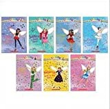 The Dance Fairies Boxed Set (7 Books) (Rainbow Magic, #1: Bethany the Ballet Fairy; #2: Jade the Disco Fairy; #3: Rebecca the Rock n Roll Fairy; #4: Tasha the Tap Dance Fairy; #5: Jessica the Jazz Fairy; #6: Serena the Salsa Fairy; #7: Isabelle the Ice Dance Fairy)