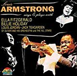echange, troc Louis Armstrong - Sings & Plays With