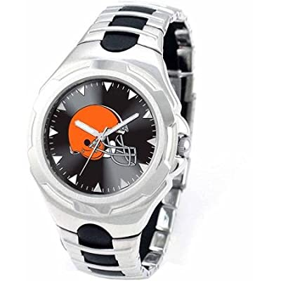 Game Time NFL Men's Cleveland Browns Victory Series Watch