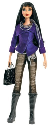 Barbie Fashion Stardoll Doll - Mix and Match Trendy, Original Fashions and Accessories by Mattel