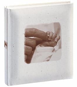 Henzo 2097725 - Álbum de fotos, 60 páginas, color Color blanco por Henzo