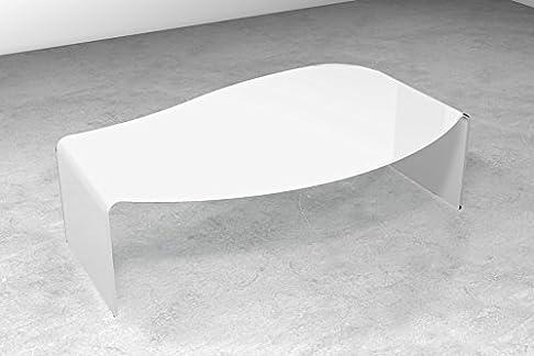 Tavolo Boa T40, Colore: Vetro bianco Art.T40C/04