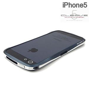 [SoftBank/au iPhone 5専用]CLEAVE ALUMINUM BUMPER (ミッドナイトブルー)