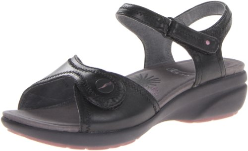 Dansko Women'S Iris Dress Sandal,Black,38 Eu/7.5-8 M Us front-990549