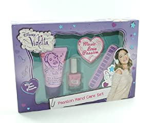 disney violetta coffret manucure 140 g beaut et parfum. Black Bedroom Furniture Sets. Home Design Ideas
