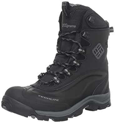 Columbia Men's Bugaboot Plus II Omni-Heat Snow Boot