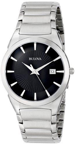 Bulova Men's 96B149 Dress Classic Watch