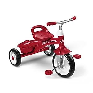 Amazon Com Radio Flyer Red Rider Trike Toys Amp Games