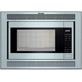 Thermador : MBES 2.1 cu. ft. Built-in Microwave Oven - Stainless Steel