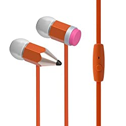 Yison P500O Orange Earphone with Mic