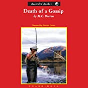 Death of a Gossip: A Hamish Macbeth Mystery | [M. C. Beaton]