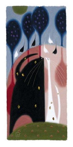 Govinder Nazran - Birdwatching Fine Art Print (22.86 x 50.80 cm)