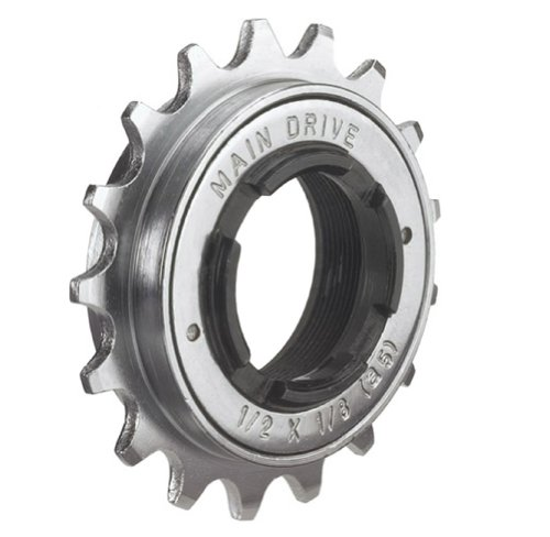 ACS Main Drive Single Speed Freewheel (16T x 1/8-Inch) (63609-1000)