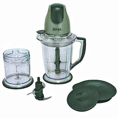 Ninja QB900B Master Prep Revolutionary Food and Drink Maker, Gray from Ninja