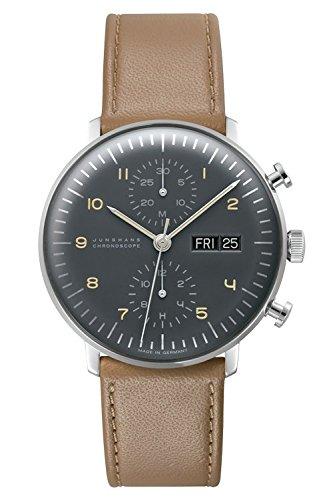 Junghans 027/4501.01 - Reloj de pulsera
