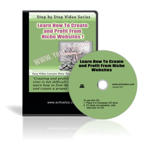 Learn How To Create and Profit From Niche Websites