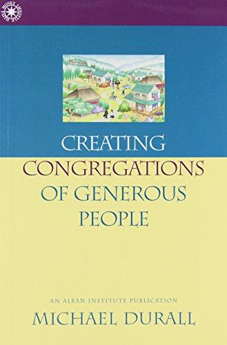 Creating Congregations of Generous People PDF
