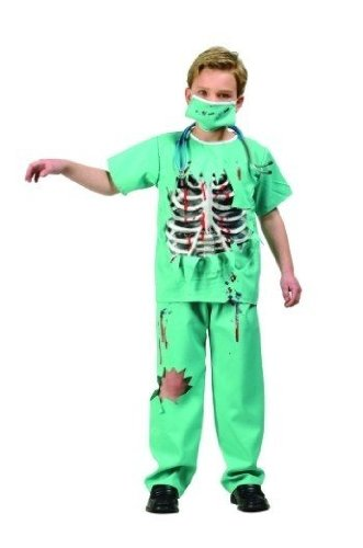 Scary Er Doctor - Child Small Costume
