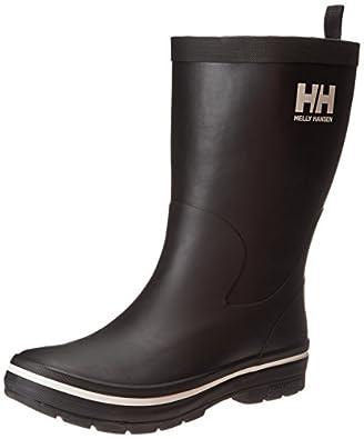 Helly Hansen Men's Midsund Boot,Black/Off White,7.5 M US