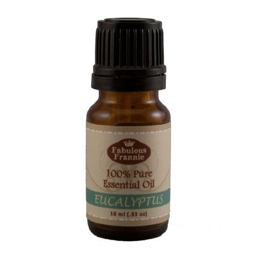Eucalyptus Pure Essential Oil Therapeutic Grade - 10 ml
