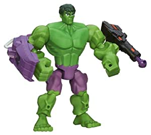 Marvel Avengers Hero Mashers Hulk Action Figure