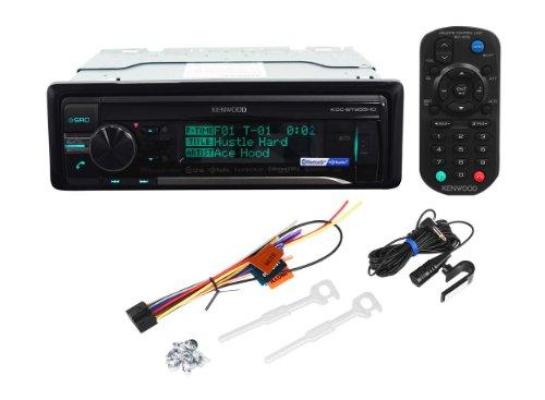 Kenwood KDC-BT955HD In-Dash CD/MP3/WMA Car Stereo