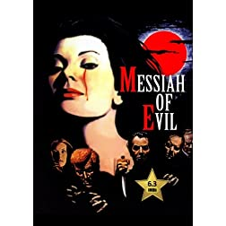 Messiah Of Evil [VHS Retro Style] 1973