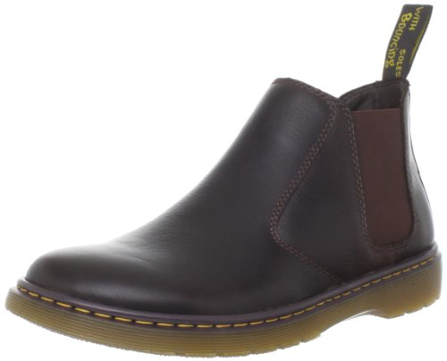 Dr. Martens Men's Conrad Dark Brown Pull On Boot 14804201 9 UK