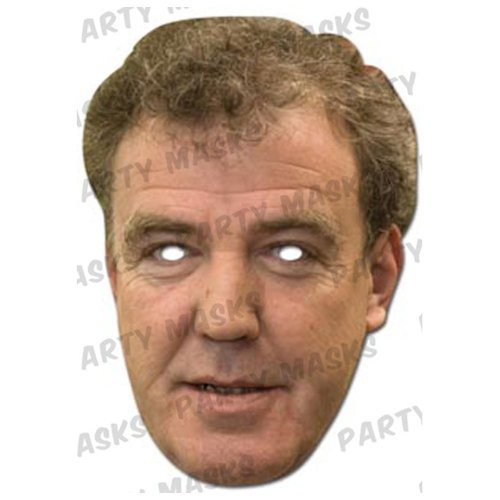 Mask-Arade Men's Jeremy Clarkson Mask